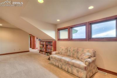~ Another huge upstairs bedroom with lots of windows ~