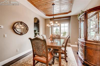 This home is all about the details. Check out the arched doorways and the detail