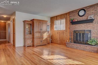 Living Room and Hallway!