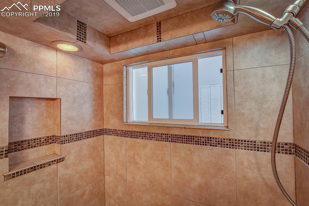 Shower- Bathroom- Main level