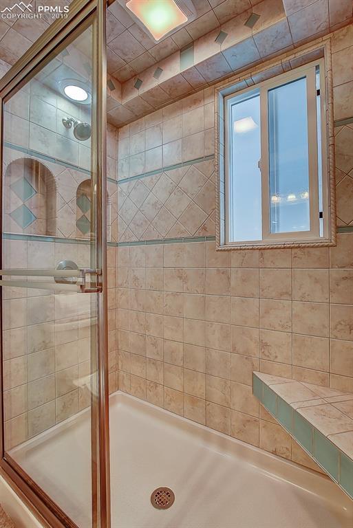 Updated Master Bath- Shower!