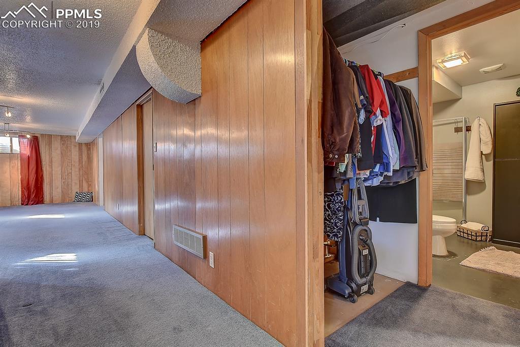 Basement Hallway!