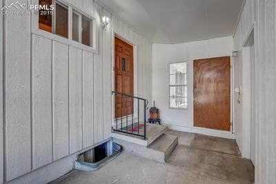 Entrance to Home!