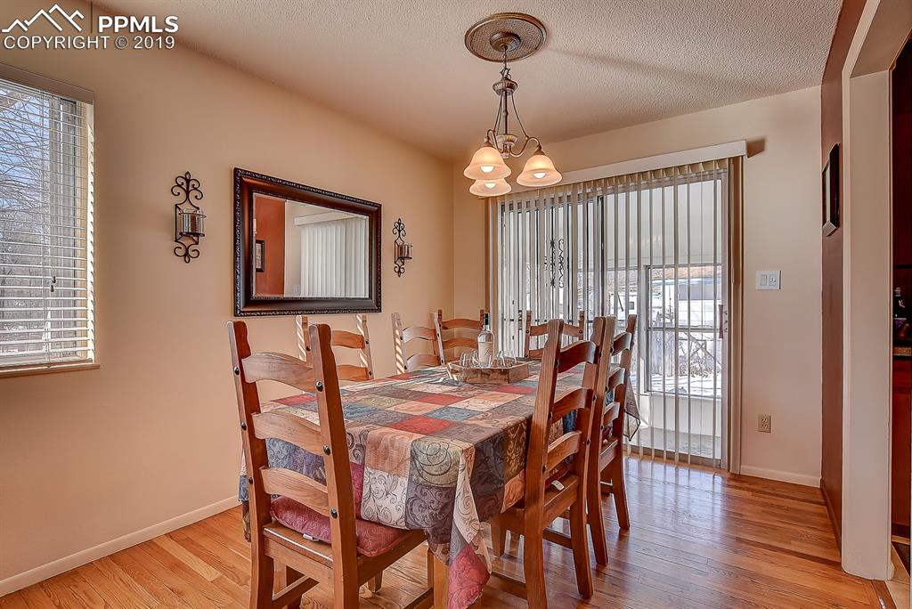 Dining Room has walkout access!