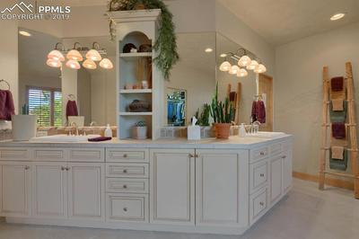 Custom Cabinets-His and Her's Closets!! Oh MY!!