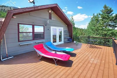 Master Deck off of Master Suite View #2
