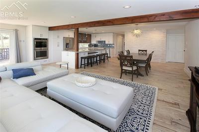 Open Concept Living at its best--Living Room View #3