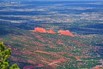 Yes..these Views of Garden of the Gods is from this house!!