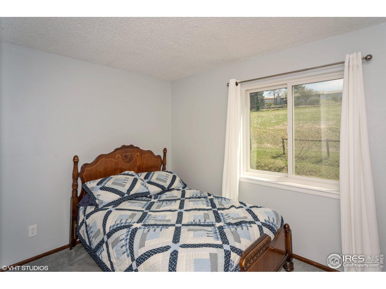 bedroom #3, upper floor