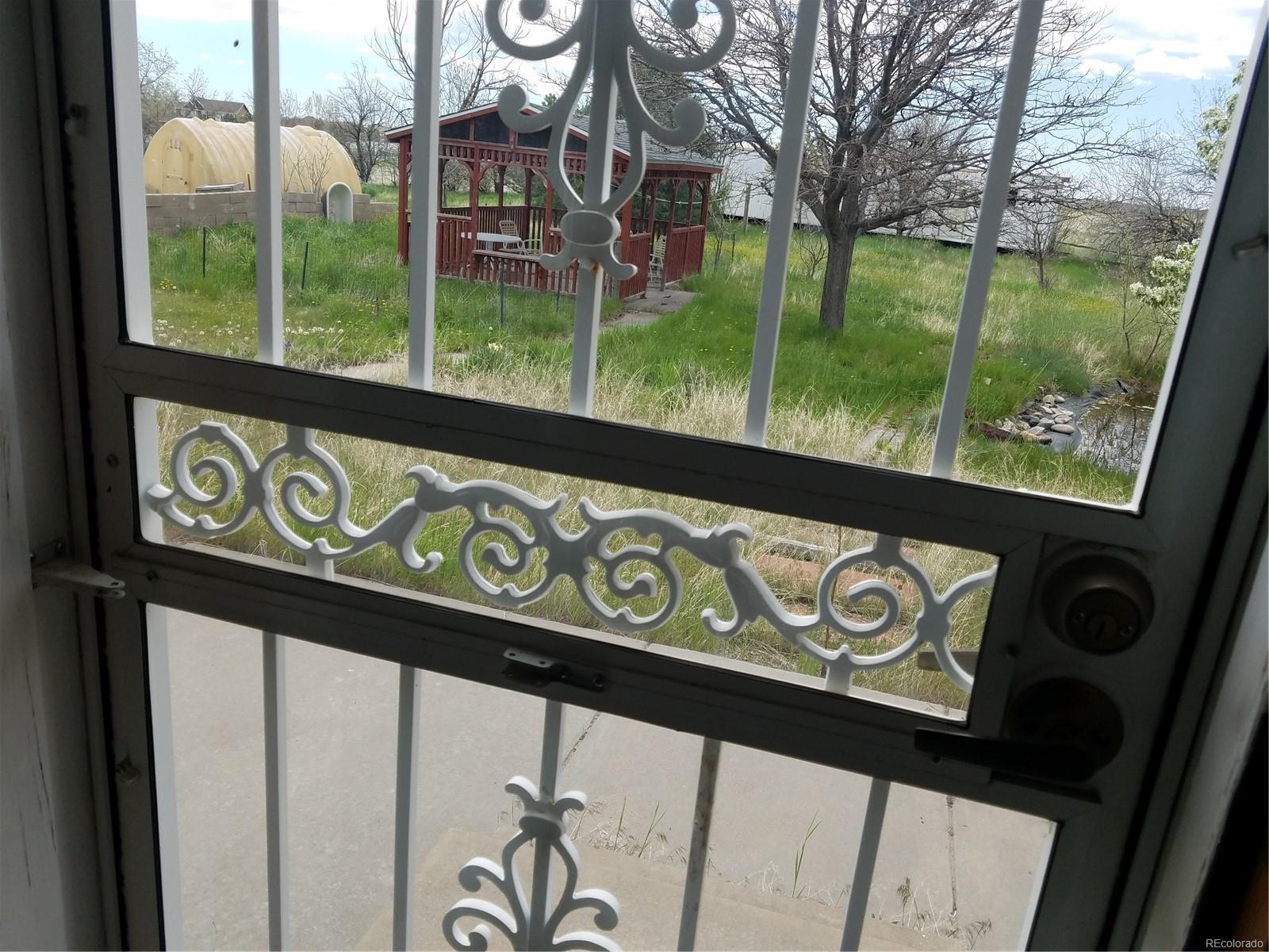 SECURITY DOORS AND WINDOWS