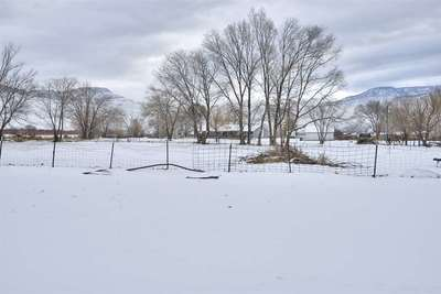 Country living that's city close can be yours on this 1+ acre parcel w/horses al