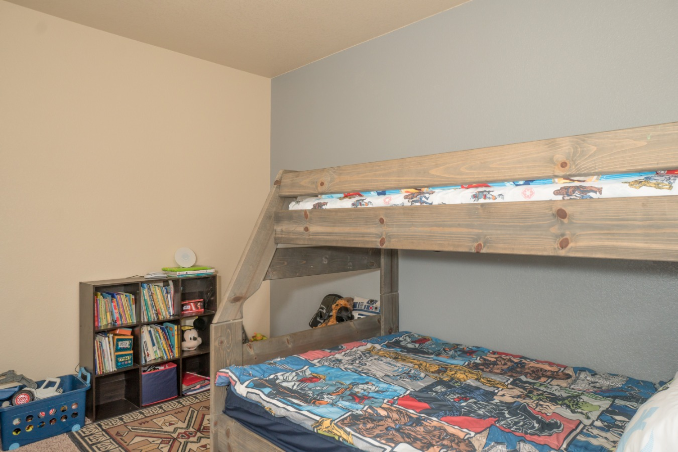 Plenty of Room to Hang Out in Big Second Bedroom!