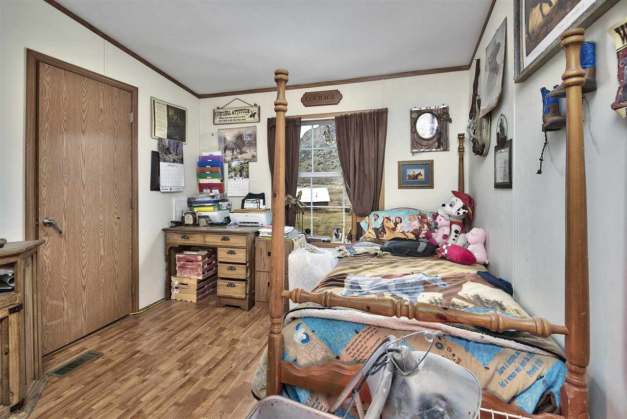 All Bedrooms Have Wonderful Walk-In Closets!