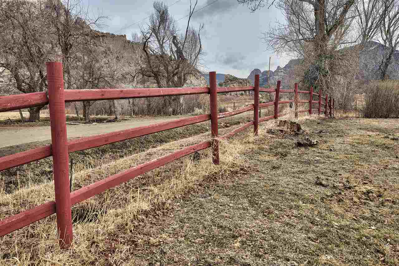 Livestock Safely Fenced In!