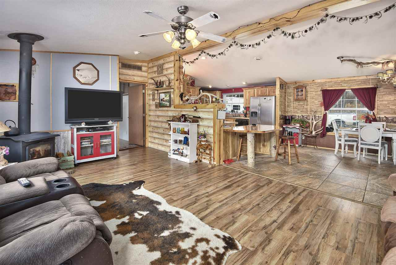 Nice Open Floor Plan!