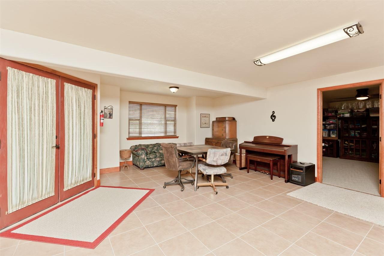 Separate Basement Entrance - Can be Rented Out!