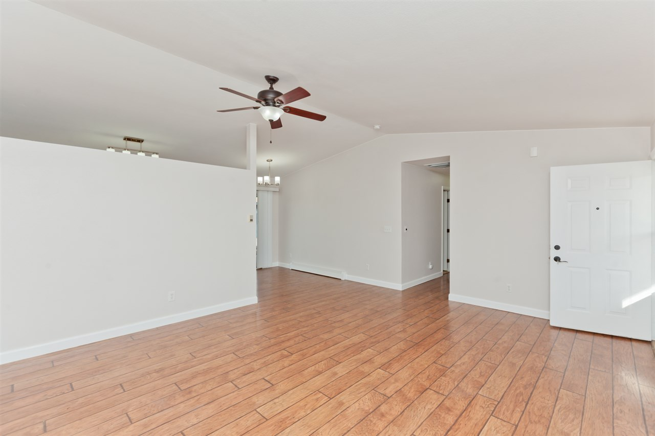 Wood Laminate FlooringThroughout Much of the Home!