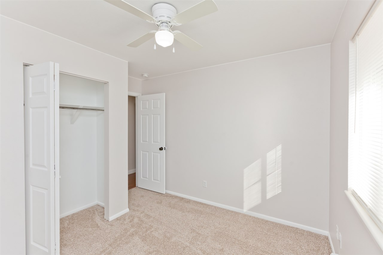 3 Bedrooms and 2 Bathrooms in 1,052 Square Feet!
