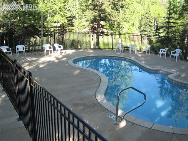 Crystal Park pool area