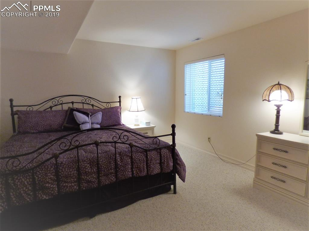 Another basement bedroom