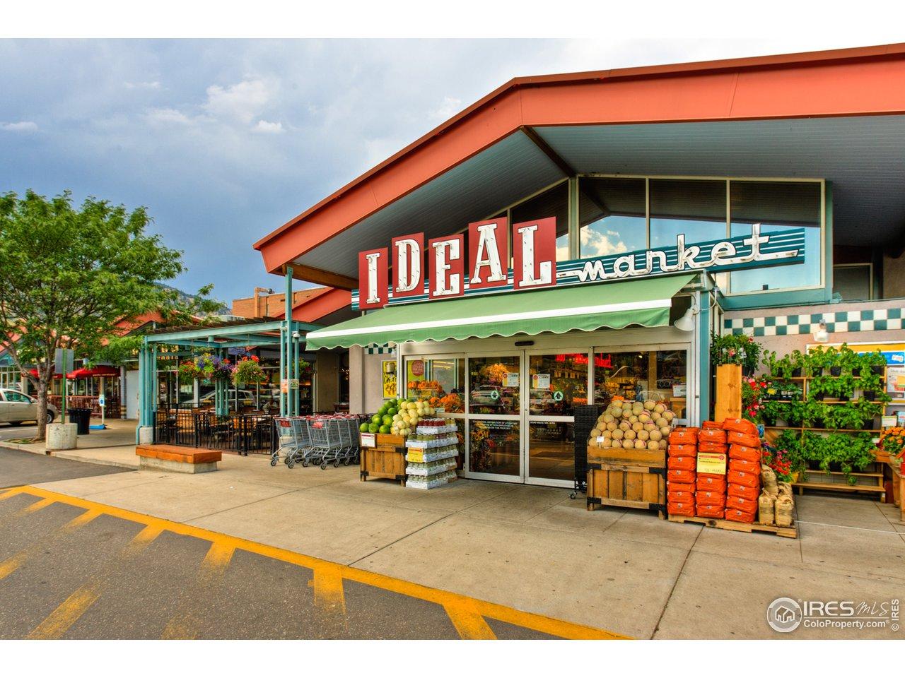 Walkable Local Market