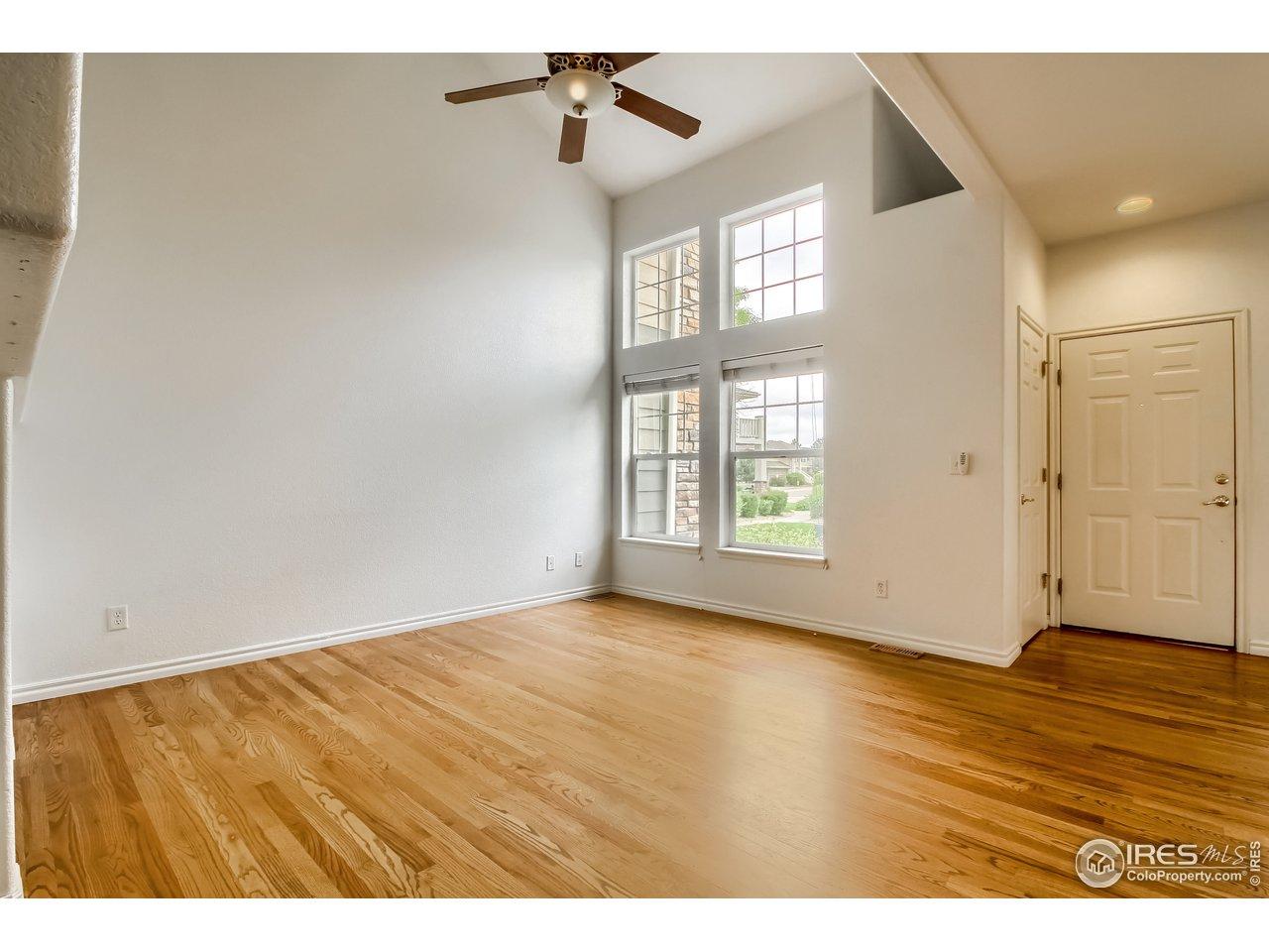 Entry-Living Room