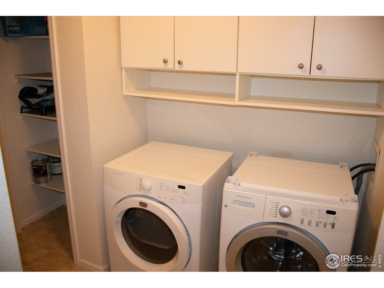 Laundry/Storage area W/D included