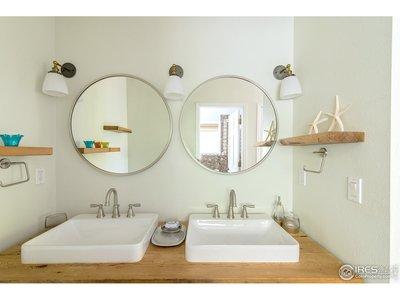 Master Double Sinks