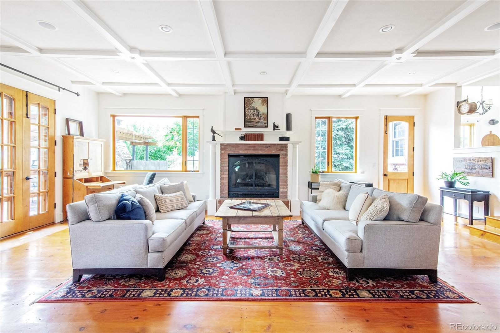 Great room perfect for gatherings