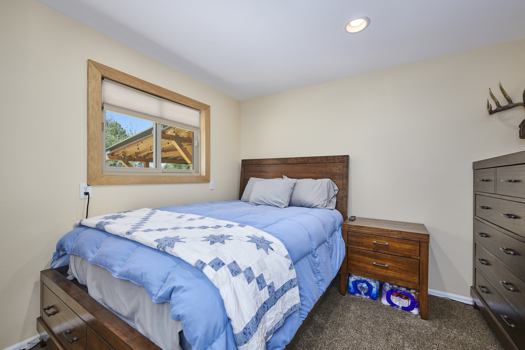 Guest Bedroom with Mtn View