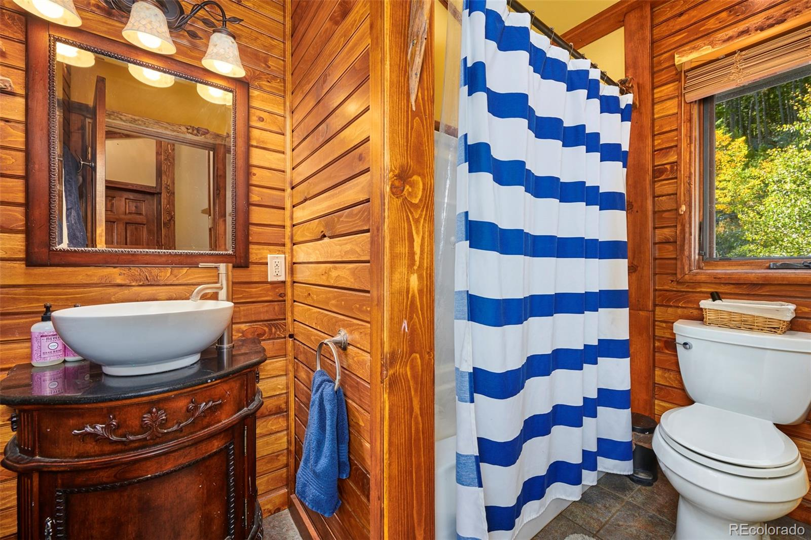 Additional upstairs 3/4 Bathroom