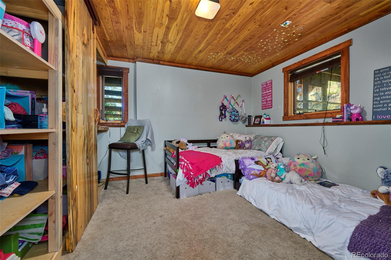 Additional downstairs bedroom