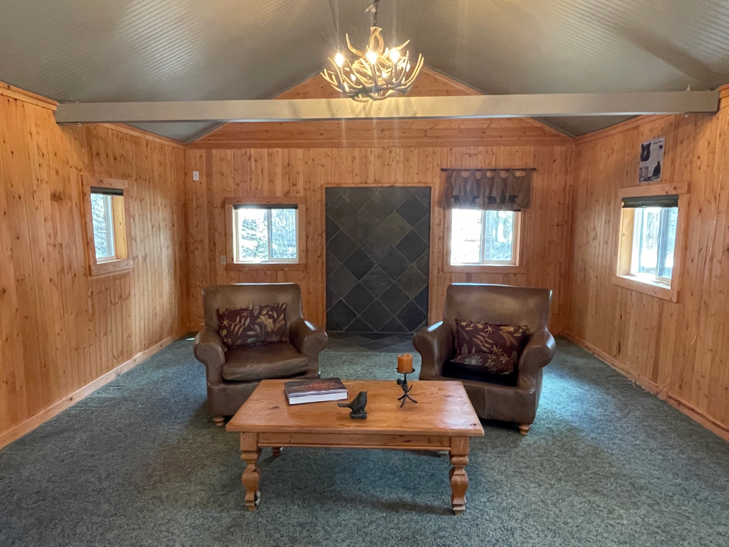 Great Room/ Guest House - 2nd Cabin