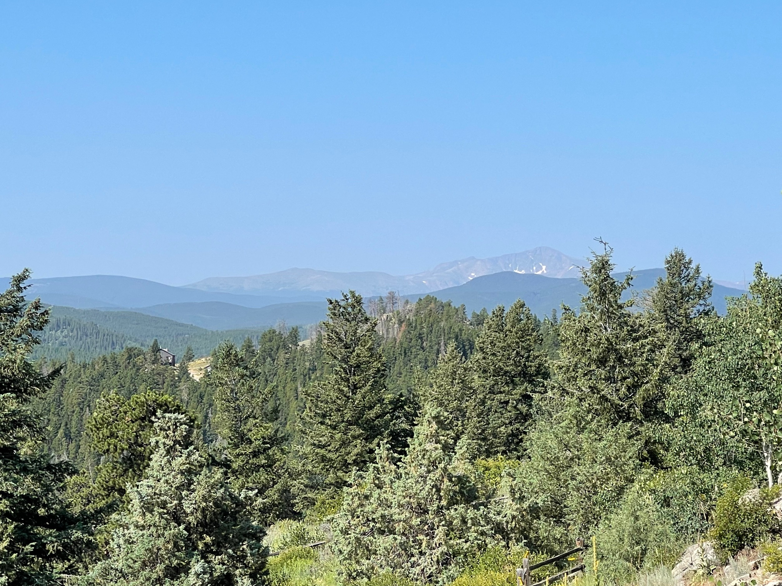 Views of the Continental Divide