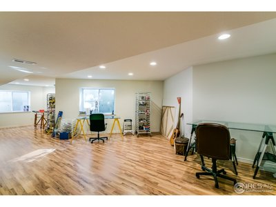Artists studio or Rec room