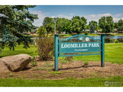 Loomiller Park just up the block