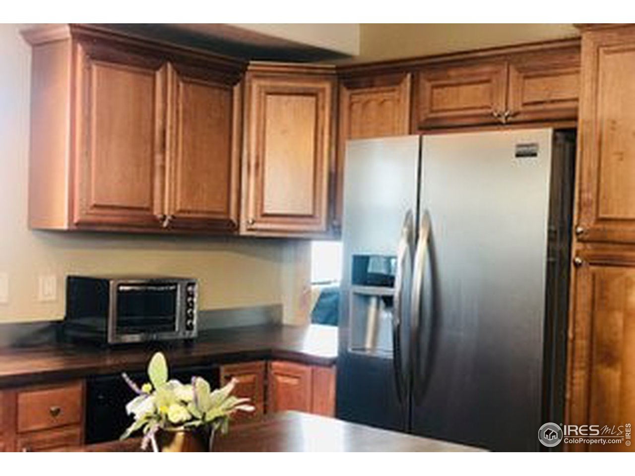 Kitchen to easily work in