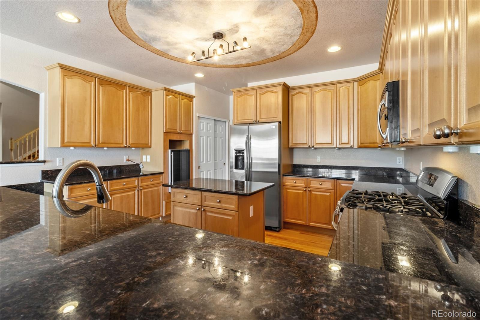 High end cabinets and countertops