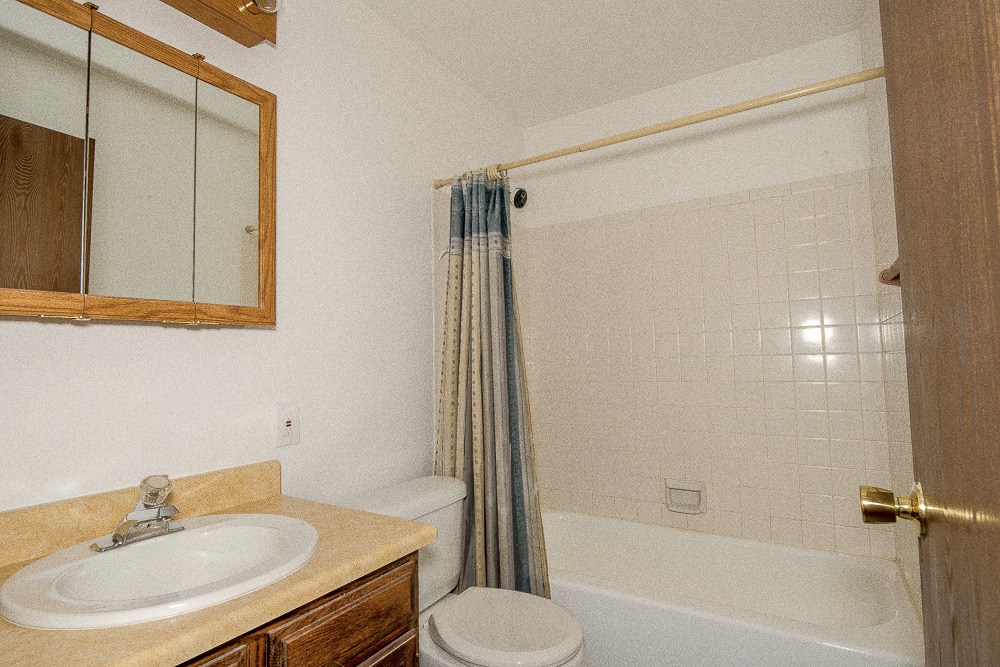 Full Bath-Main Floor