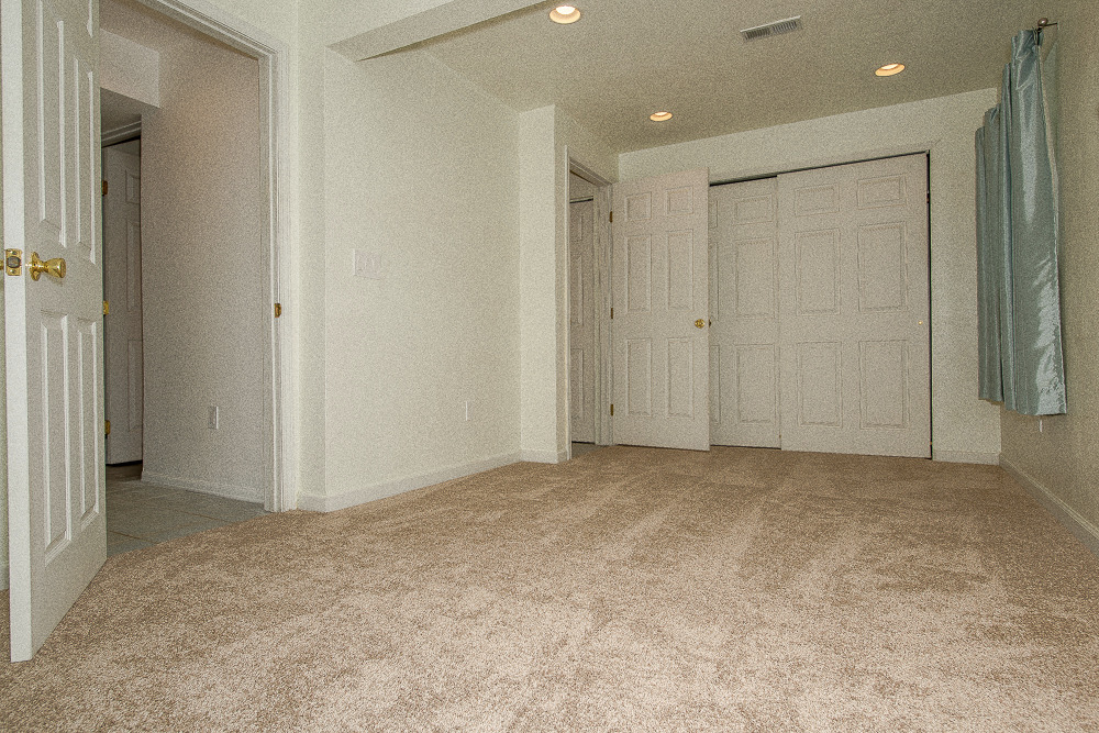 Basement Bedroom could be divided into 2 Bedrooms