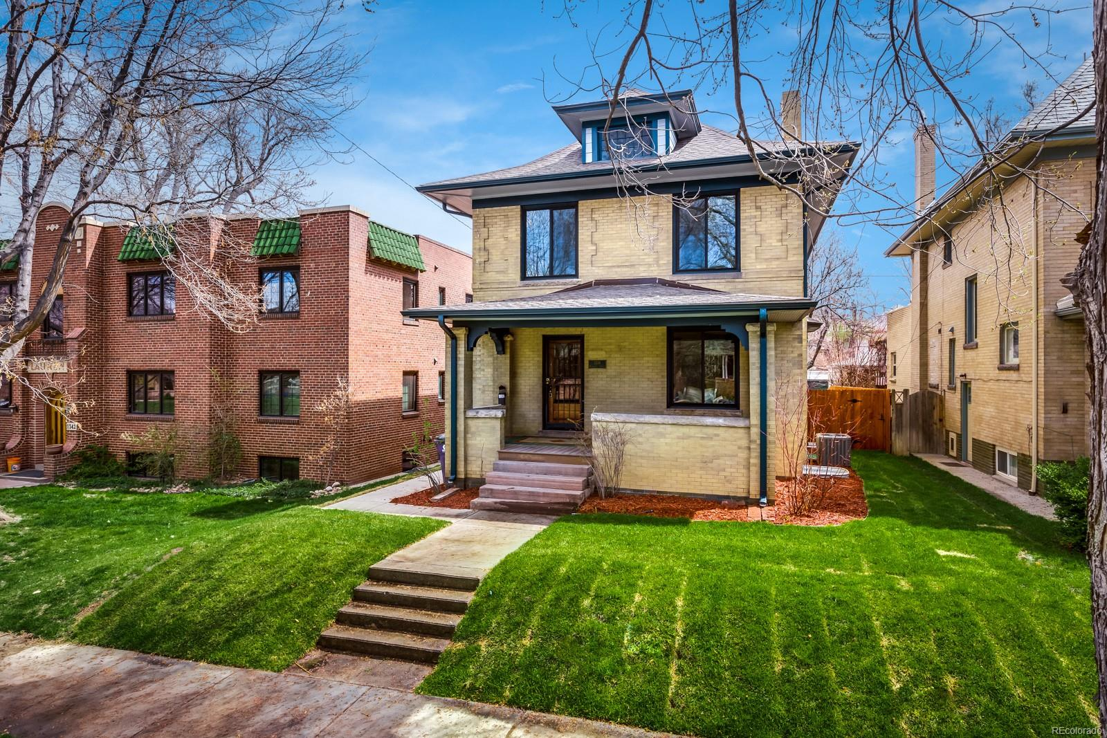 Denver Square fully remodeled and ready for another 100 years