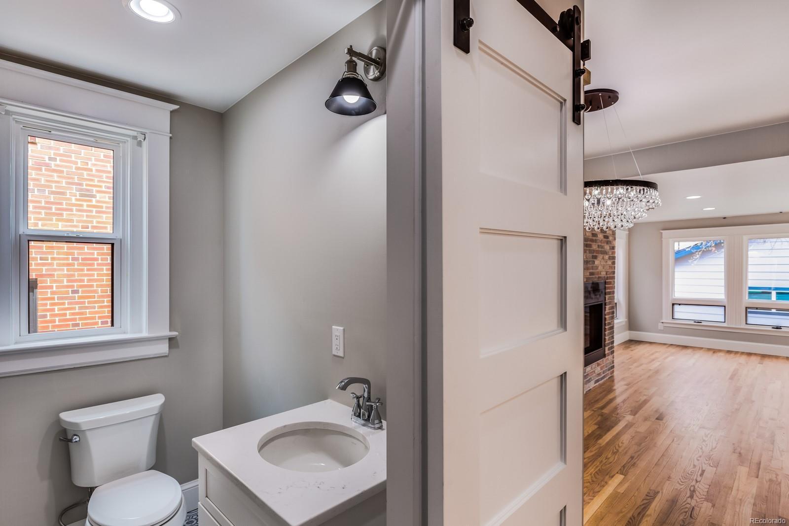 Main Floor Powder bath