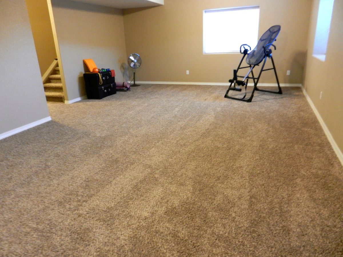 Huge area for Play/Basement