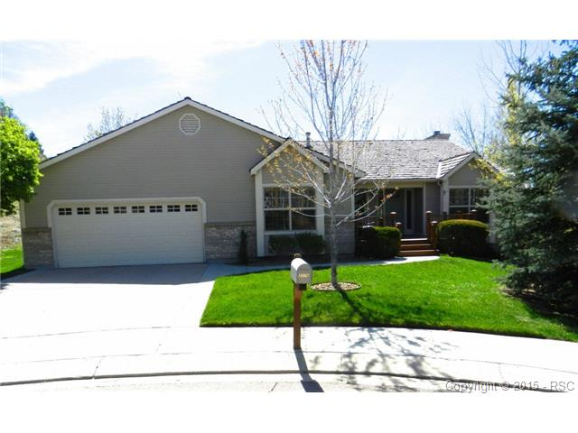 Beautiful Rancher on a huge cul-de-sac lot in a desired location