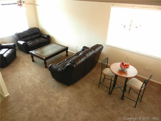 Large open Family Room/Dining combo area Main Level