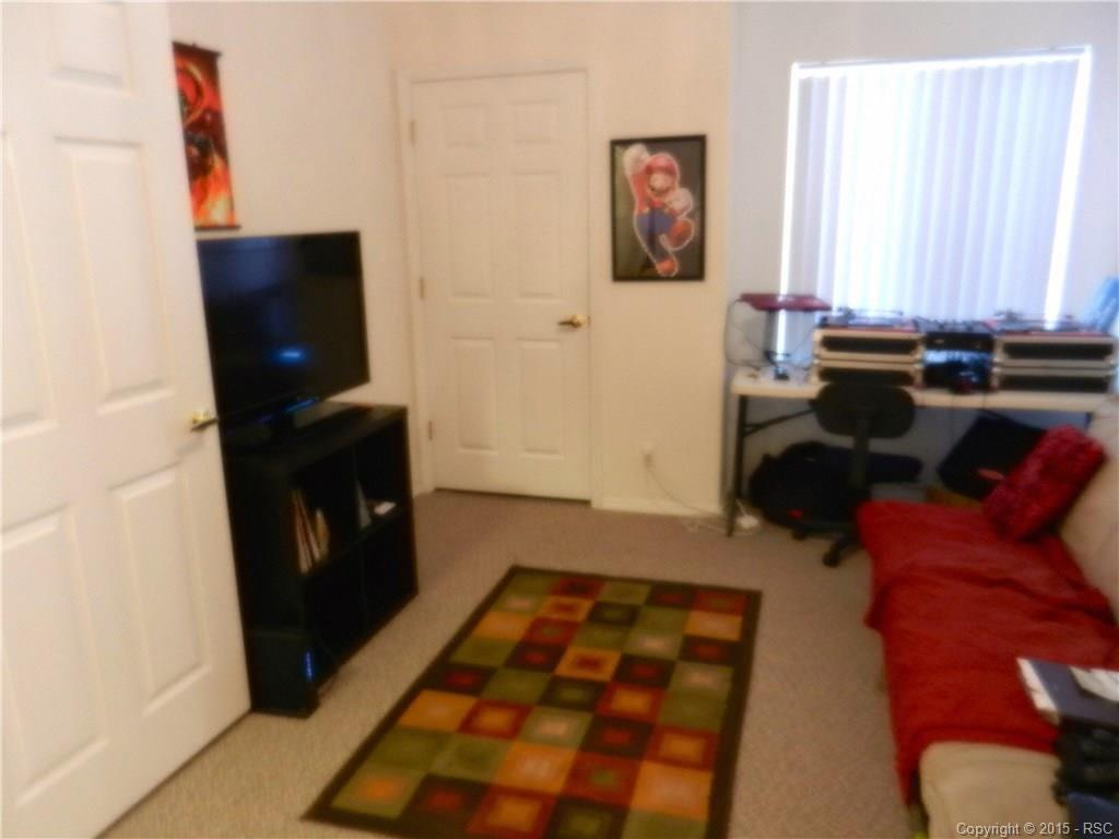 2nd Bedroom- Very Large with Walk-in Closet