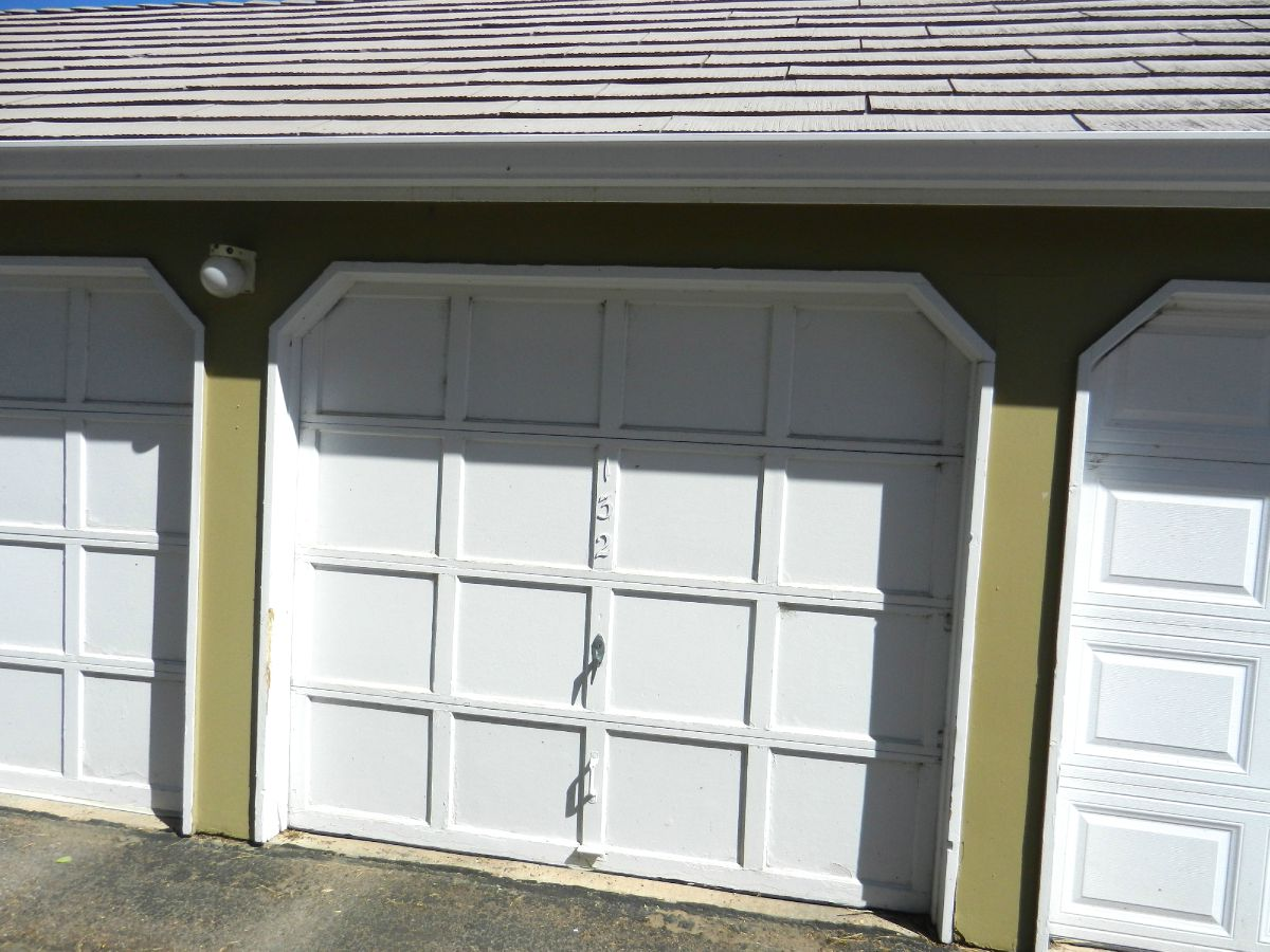 Unit has One Garage Space