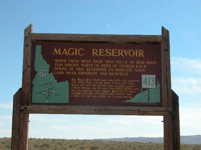 History of Magic Reservoir