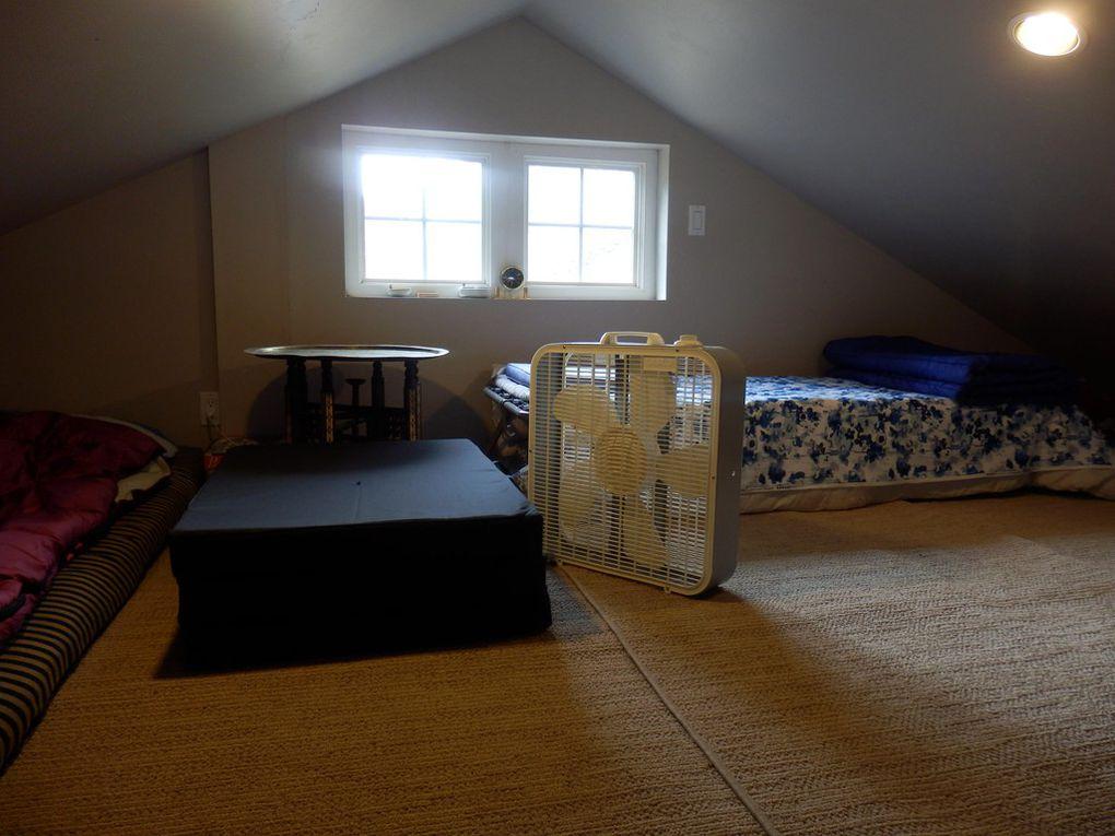 Loft Sleeping Space
