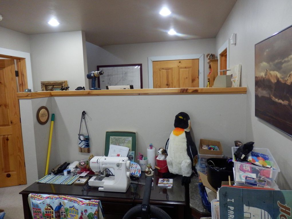 Room in back of entry